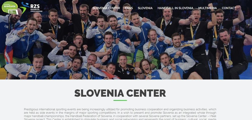 Slovenia center 2018