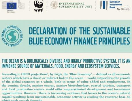 "BETTER FINANCE ‒ President and Managing Director with European Commissioner Mr. Karmenu Vella on ""Blue Economy Finance Pr..."